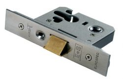 Easi - T Mortice Cylinder Nightlatch - Lockcase Only 68Mm