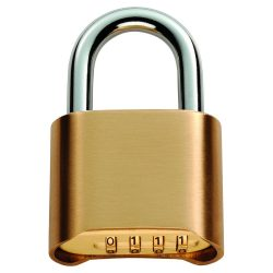 Bottom Wheel Combination Padlock