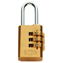 Side Wheel Combination Padlock