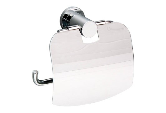 Montana Toilet Roll Holder with Cover